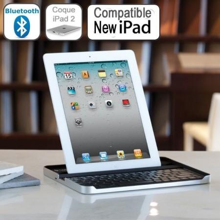 Clavier & coque Logitech pour iPad