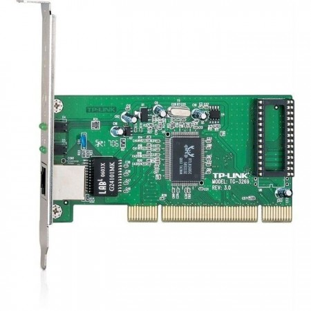 Carte réseau PCI Gigabit LAN TP-LINK TG-3269
