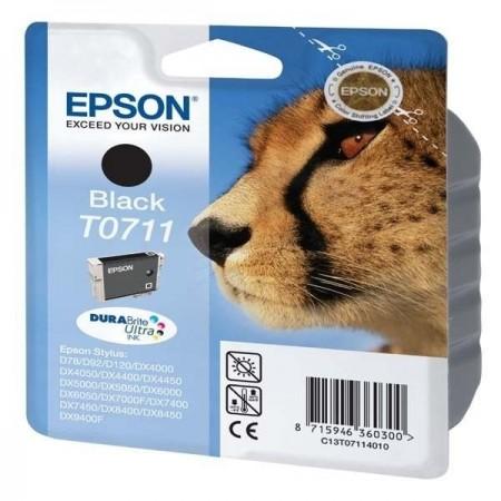 Epson cartouche T0711 Noir