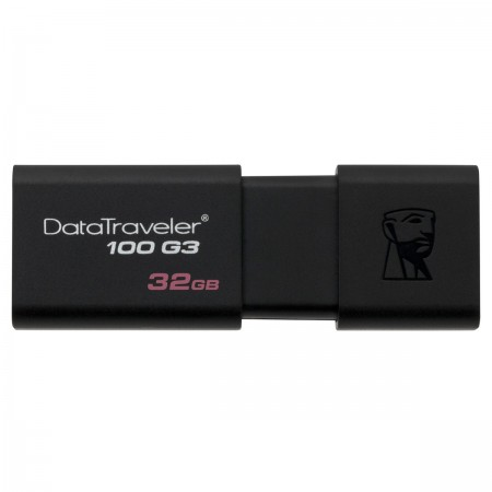 Clé USB 3.0 32 Go Kingston DataTraveler 100 G3 - DT100G3/32GB