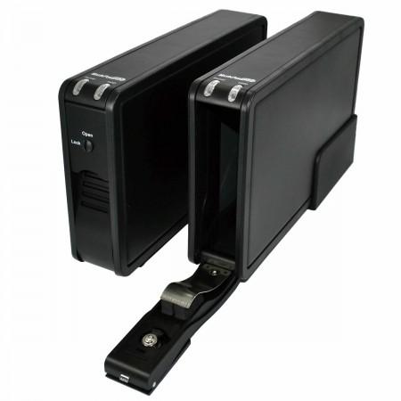 Boitier externe USB3 - MaxInPower BEMIP35A8U3