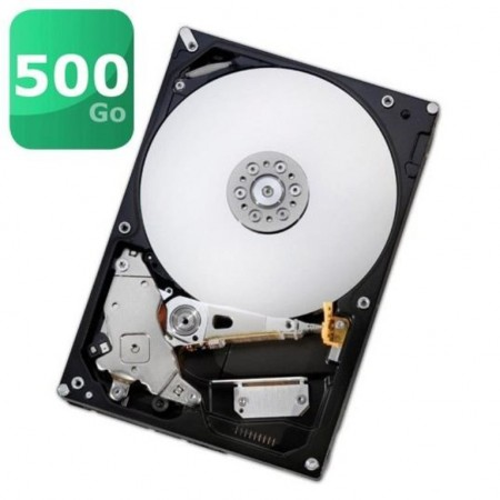 Seagate Momentus SpinPoint M8 - 500Go - 8Mo - 5400trs