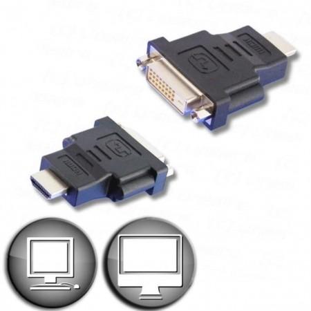 Adaptateur HDMI mâle / DVI femelle - ADHD110