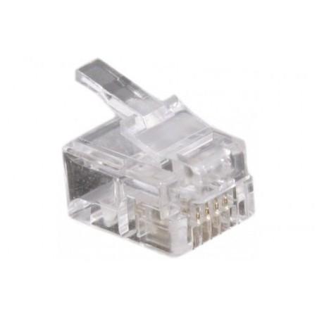 Connecteur RJ11 4/6
