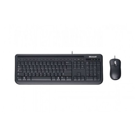 MICROSOFT Pack Clavier Souris USB Desktop 400 for Business - 5MH-00013