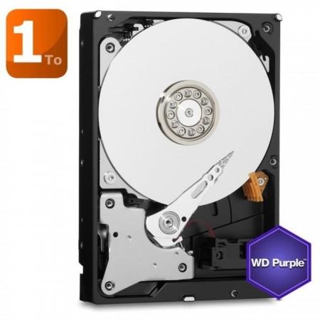 Western Digital Purple 1To 64Mo 3.5