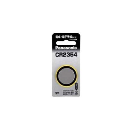 Pile CR2354 PANASONIC - Blister de 1 - Lithium 3V