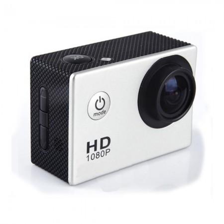 Caméra Sport SJ4000 - Etanche Full HD - Blanc
