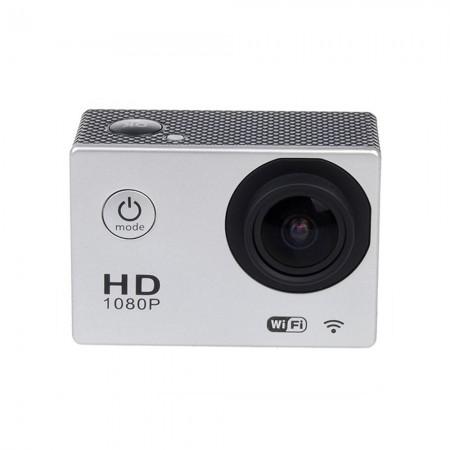 Caméra Sport SJ4000 WiFi - Etanche Full HD - Argent