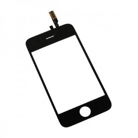 Vitre tactile pour IPHONE 3G noir