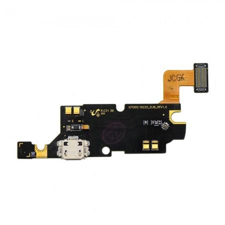 Nappe connecteur de charge pour GALAXY NOTE - N7000