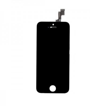 Vitre tactile + LCD pour IPHONE 5C noir
