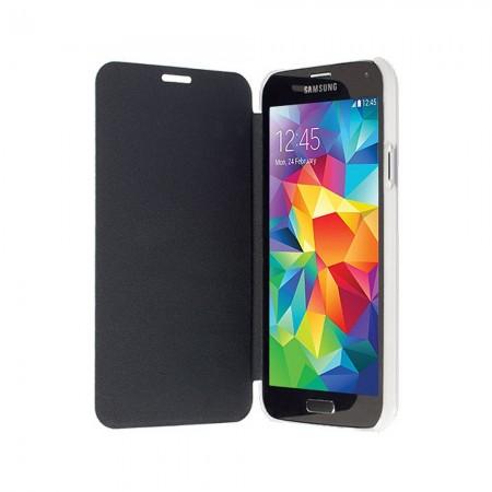 Flip Cover KRUSELL Boden pour Samsung Galaxy S5 - Noir - 75852