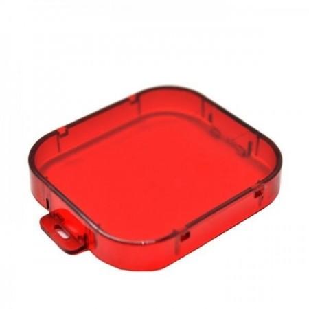 Filtre pour Hero 3 / SJ4000 - Rouge