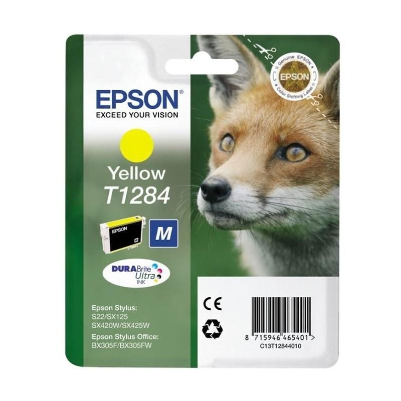 Epson T1284 Jaune (C13T12844011)