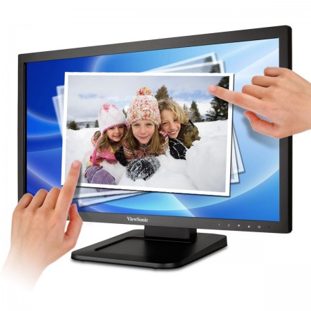 "Ecran tactile ViewSonic 21.5"" LED - TD2220"