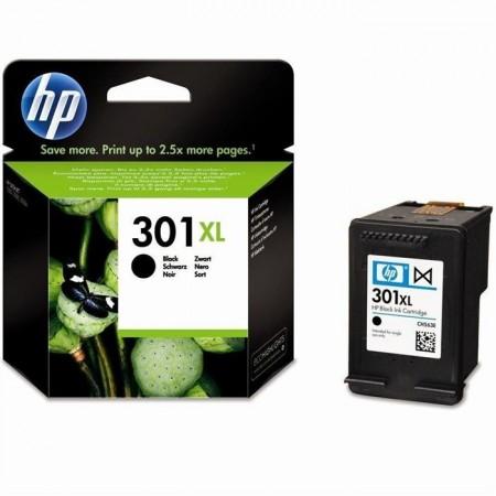 HP n° 301 - Noire XL (CH563EE)
