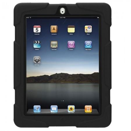 Griffin Survivor Noire pour iPad 2, 3 et 4