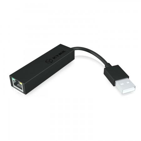 Adaptateur RJ45/USB Icy Box - IB-AC509