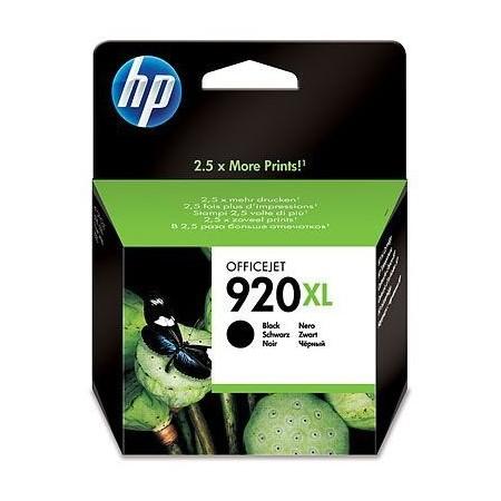Cartouche Noire HP 920XL - CD975AE