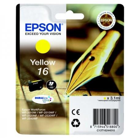 Epson T1624 Jaune (C13T16244010)