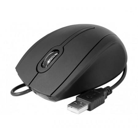 Souris Premium noire USB DACOMEX