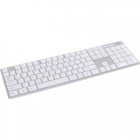 Bluestork clavier SLIM blanc