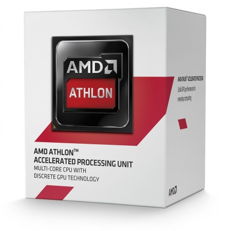 Processeur AMD Athlon 5350 Quad Core 2,05 GHz - AD5350JAHMBOX