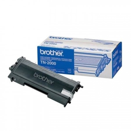 Toner Brother TN-2000 Laser Noir