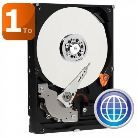 """Disque dur interne Western Digital Black 2,5"""" - 1000Go"""