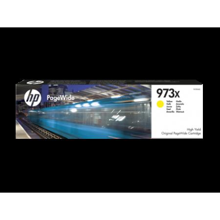 Cartouche d'encre jaune HP 973XL ( 7000 Pages )