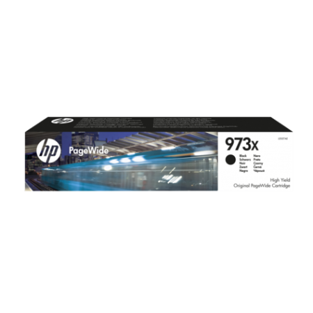 Cartouche d'encre noire HP 973XL ( 10000 Pages )