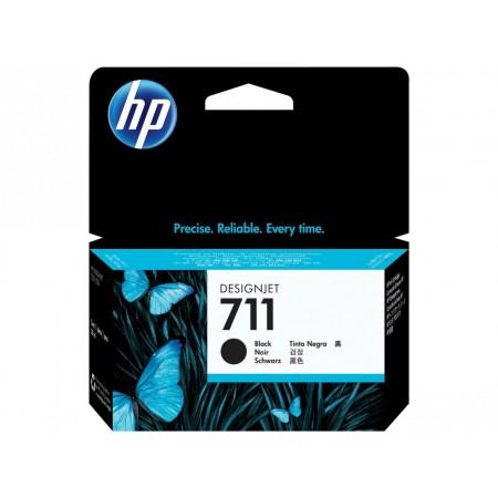 Cartouche d'encre Noire HP 711 - 80ml - CZ133A