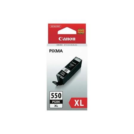 Cartouche Canon PGI-550 XL PGBK - Noire - Haut Rendement - 500 pages