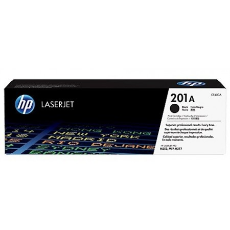 Toner Noir HP 201A - CF400A - 1500 Pages