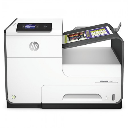 Imprimante jet d'encre HP PageWide Pro 352dw couleur recto/verso automatique (Wifi/USB 2.0/Ethernet)
