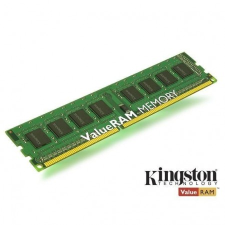 Mémoire Kingston 4Go 1333MHz DDR3 Non-ECC CL9 1,5V 240 broches