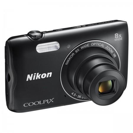 Nikon Coolpix A300 Noir