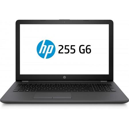 "Portable HP 255G6 AMD E2 9000e / 1.5 GHz - W10F 64bits - 4Go DDR4 - 500Go - DVD - 15.6"" - Radeon R2"