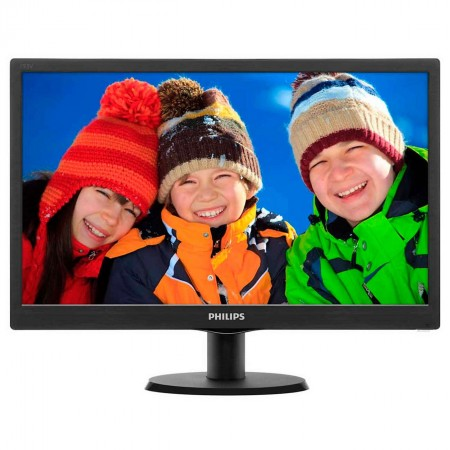 "Ecran Philips 18.5"" LED - 193V5LSB2"