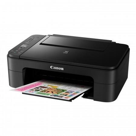 Canon PIXMA TS3150 Imprimante Multifonction jet d'encre couleur 3-en-1 (USB / Wi-Fi)
