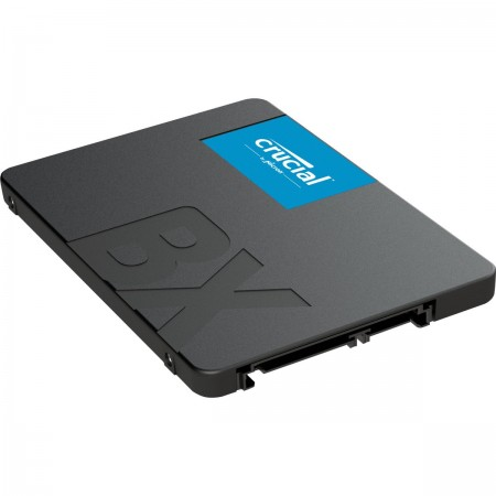 "SSD CRUCIAL BX500 - 240 Go - 2.5"" - 7mm Serial ATA 6Gb/s"