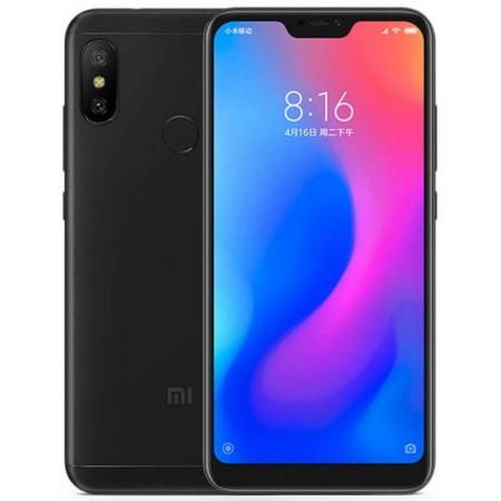 "Xiaomi Mi A2 Lite - 5,84"" - 4G+ - Androïd 8.1 - Double Sim - 64Go - 3Go RAM - Noir"