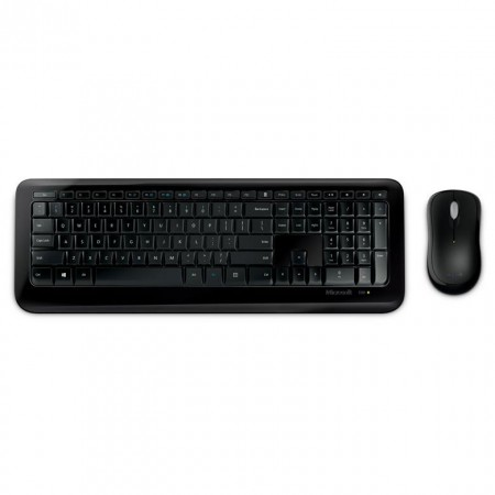 Pack Clavier Souris MICROSOFT Wireless Comfort 850 Noir - PY9-00005